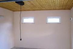Внутренняя отделка стен и потолка