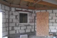 Хозблок в гараже