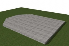 Фундаментная плита