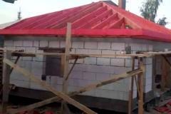 Стропильная система гаража