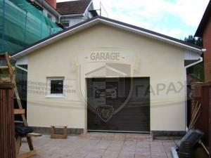 как осуществляется строительство гаражей